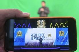 BISNIS INDONESIA AWARD 2020 : Tahan Banting di Tengah…