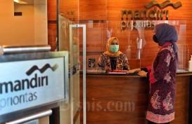 Masa Pandemi, Dana Kelolaan Nasabah Tajir Bank Mandiri Tetap Tumbuh
