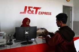 J&T Express Kirim 20 Juta Paket saat Harbolnas 12.12