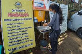 Wajib Tes Covid-19 untuk Masuk Bali, Begini Respons…