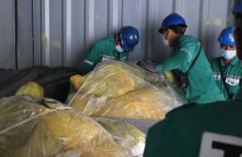 1.231 Kilogram Limbah Masker Dimusnahkan DLH DKI Selama Pandemi