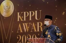 Jabar Raih Dua Penghargaan dalam KPPU Award 2020