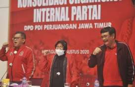 Jagoan Partai Banteng Nyungsep di Kandang Banteng