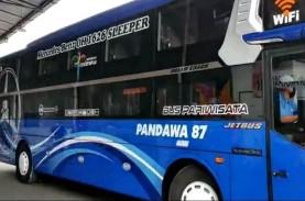 Intip Mewahnya Bus Ala Hotel Kapsul buatan Malang