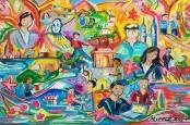 Karya Seni Ripple Root Tampil di Marriott International Asia Pasifik