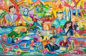 Karya Seni Ripple Root Tampil di Marriott International…