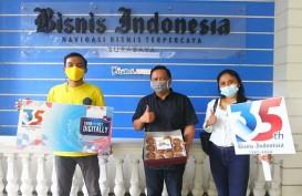 Foto-foto Perayaan HUT ke-35 Bisnis Indonesia di Jawa Timur