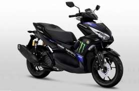 Yamaha Hadirkan Aerox 155 Edisi Khusus MotoGP, Ini…