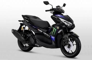 Yamaha Hadirkan Aerox 155 Edisi Khusus MotoGP, Ini Harganya