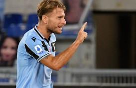Hasil Lengkap Serie A Italia, Lazio Teruskan Catatan Buruk