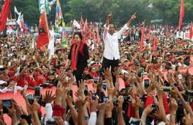 Partai Banteng Sapu Bersih Soloraya, Adu Kuat Di Mataraman Selatan