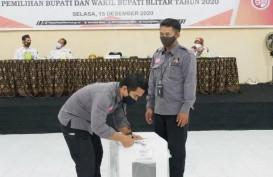 Hasil Final Pilkada Kabupaten Blitar, Ini Pengumuman KPU