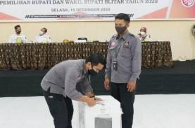 Hasil Final Pilkada Kabupaten Blitar, Ini Pengumuman…