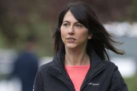 Mackenzie Scott, Mantan Istri Jeff Bezos Donasikan…
