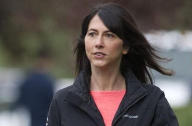 Mackenzie Scott, Mantan Istri Jeff Bezos Donasikan US$4,1 Miliar untuk Pandemi