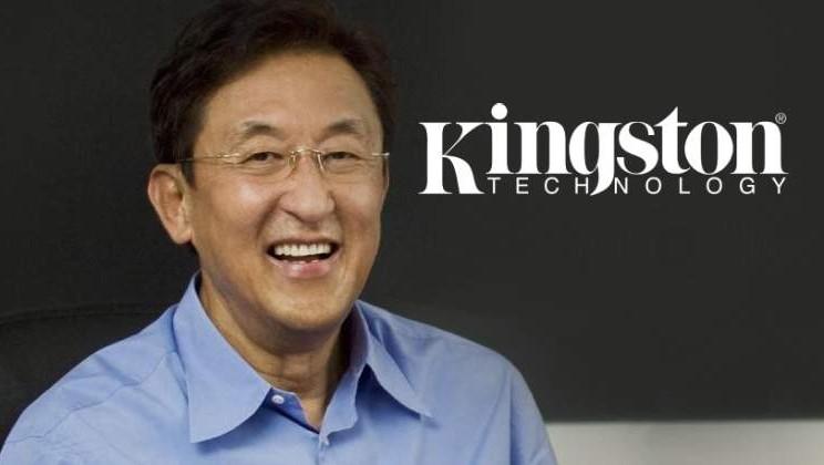 John Tu menjadi miliader dari bisnis memori Kingston. - ilustrasi