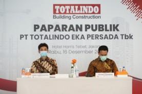 Sepanjang 2020, Totalindo (TOPS) Raih Kontrak Baru…