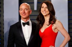 Mantan Istri Bos Amazon Beri Sumbangan Puluhan Triliun…