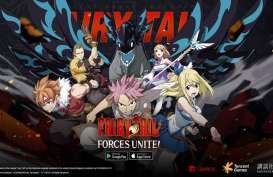 Game Terbaru dari Garena, FAIRY TAIL: Forces Unite!, Cek 4 Keunggulannya