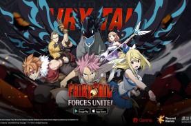 Game Terbaru dari Garena, FAIRY TAIL: Forces Unite!,…