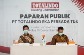 Totalindo Eka Persada (TOPS) Bidik Kontrak Baru Rp1,5 Triliun pada 2021