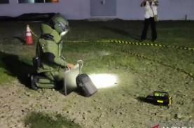 Ini Tujuan Brimob Latihan Menjinakkan Bom di Depo…