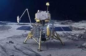 Rampungkan Misi ke Bulan, Pesawat Antariksa Change…