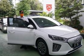 Hyundai Ioniq EV Jadi Mobil Dinas Menhub, Ini Spesifikasi…