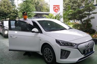 Hyundai Ioniq EV Jadi Mobil Dinas Menhub, Ini Spesifikasi dan Harganya
