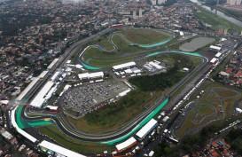 Dibayangi Todongan Senjata, Sirkuit Intergalos Gelar F1 GP Sao Paulo