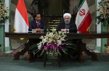 Dubes RI di Iran Sampaikan Surat Kepercayaan ke Presiden Rouhani