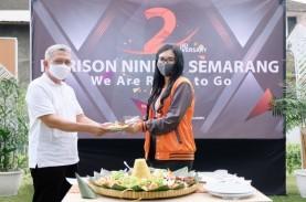 Horison Nindya Semarang Rayakan Ulang Tahun Kedua