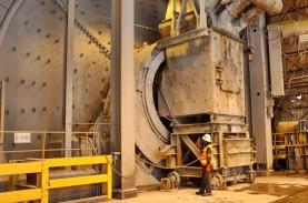 Freeport Kirim 4.000 Ton Tailing untuk Material Jalan…