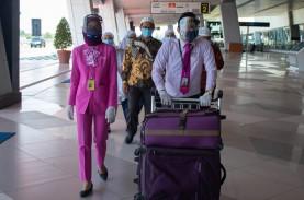 JAS Airport Services Layani PCR & Tes Swab Antigen…