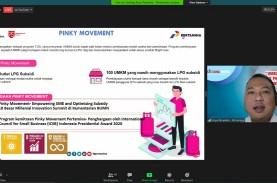 Pinky Movement : Pertamina Salurkan Rp 44,4 Miliar…