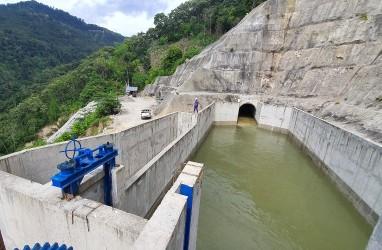 PLTA Lau Gunung Milik Nusantara Infrastructure (META) Resmi Beroperasi