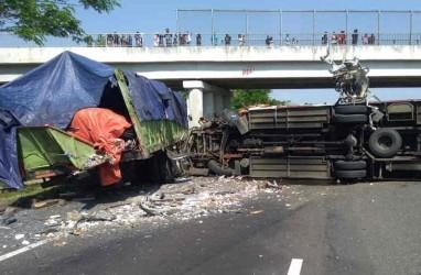 KNKT: Kecelakaan Darat Paling Sering Terjadi Sepanjang 2020