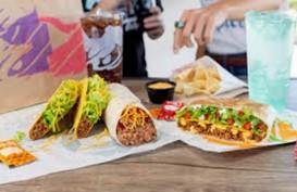 Siap-siap Pecinta Kuliner, Taco Bell Dibuka Untuk Umum Besok