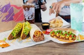 Siap-siap Pecinta Kuliner, Taco Bell Dibuka Untuk…