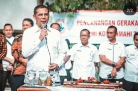 KPK Perpanjang Masa Penahanan Wali Kota Cimahi Non…