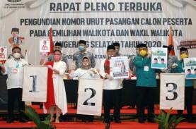 Hasil Real Count Pilkada 2020 di Daerah Banten, Dinasti…