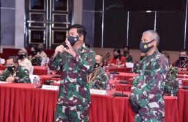 TNI Mulai Pelatihan Tenaga Vaksinasi Covid-19, Ini Pesan Panglima