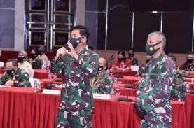 TNI Mulai Pelatihan Tenaga Vaksinasi Covid-19, Ini…