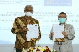 Bank Jateng Gandeng LPEI Jamin Kredit Korporasi