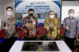 Pabrik Auri Steel di Kawasan Industri Kendal Resmi…