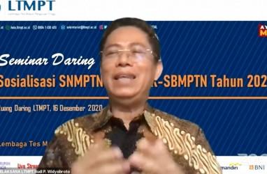 SNMPTN-SBMPTN 2021: Registrasi Akun LTMPT Mulai 4 Januari hingga 1 Februari