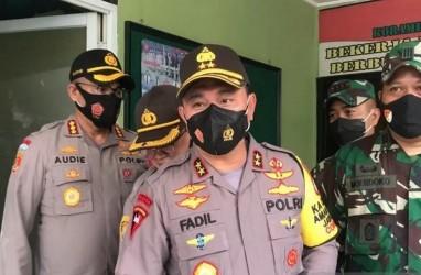 Aksi 1812 di Istana, Kapolda Metro Jaya: Kami Lakukan Operasi Kemanusiaan