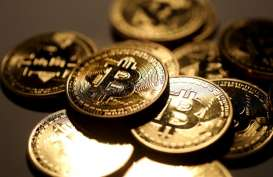 Bitcoin Tembus US$23.000, Saham-Saham Ini Ketiban Berkah