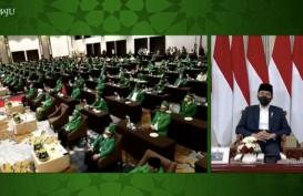 Jokowi Imbau Kader PPP Aktif Isi Medsos dengan Berita 'Teduh'