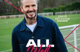 David Beckham Mengajak Masyarakat Indonesia Hidup Sehat
